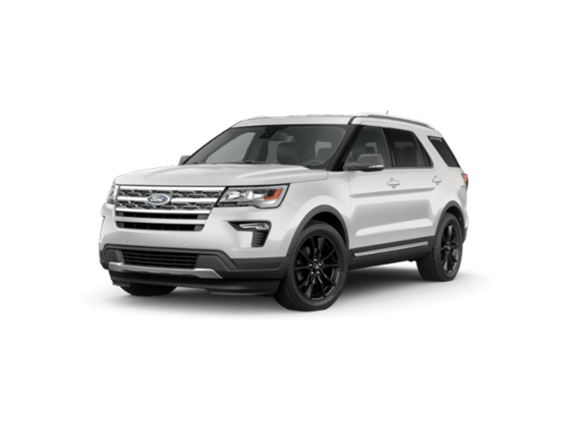 New 2019 Ford Explorer XLT XLT FWD in Arroyo Grande, CA